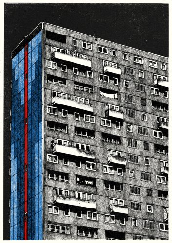 Tommy Davidson - MARYHILL TOWERS