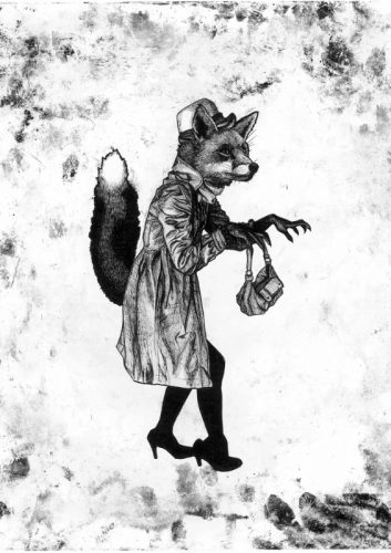 Tommy Davidson - CREEPY FOX