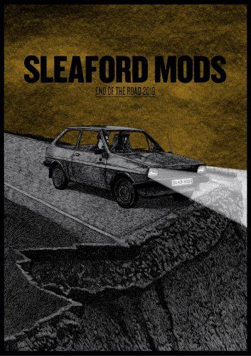 Tommy Davidson - Sleaford Mods