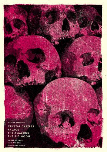 Tommy Davidson - CRYSTAL CASTLES