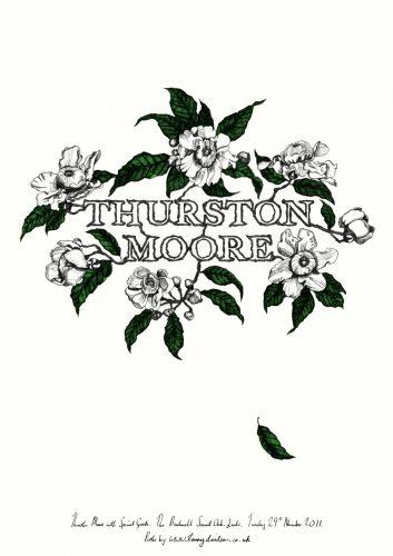 Tommy Davidson - THURSTON MOORE